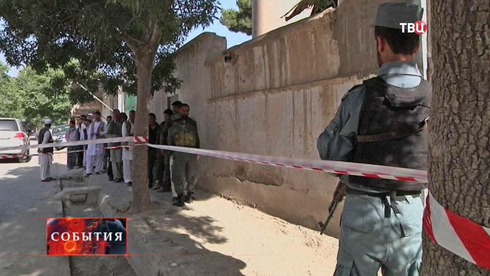 Выборы в Афганистане