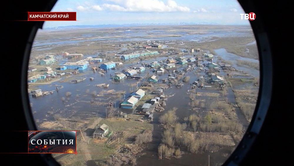 Паводок в Камчатском крае
