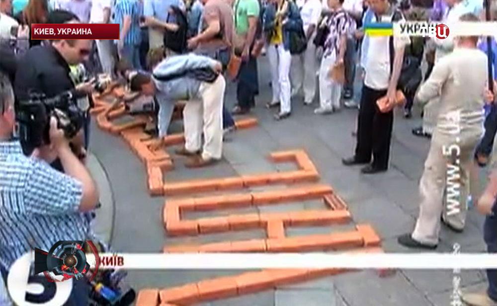 Жители Украины недовольны работой руководства страны