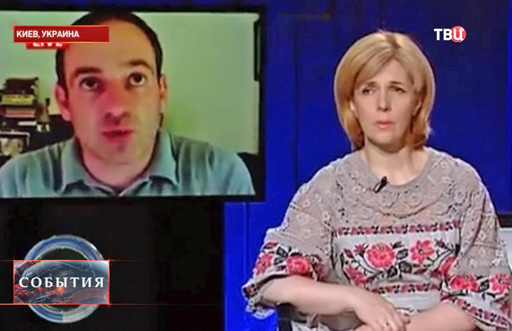 Украинское ток-шоу «Шустер live»