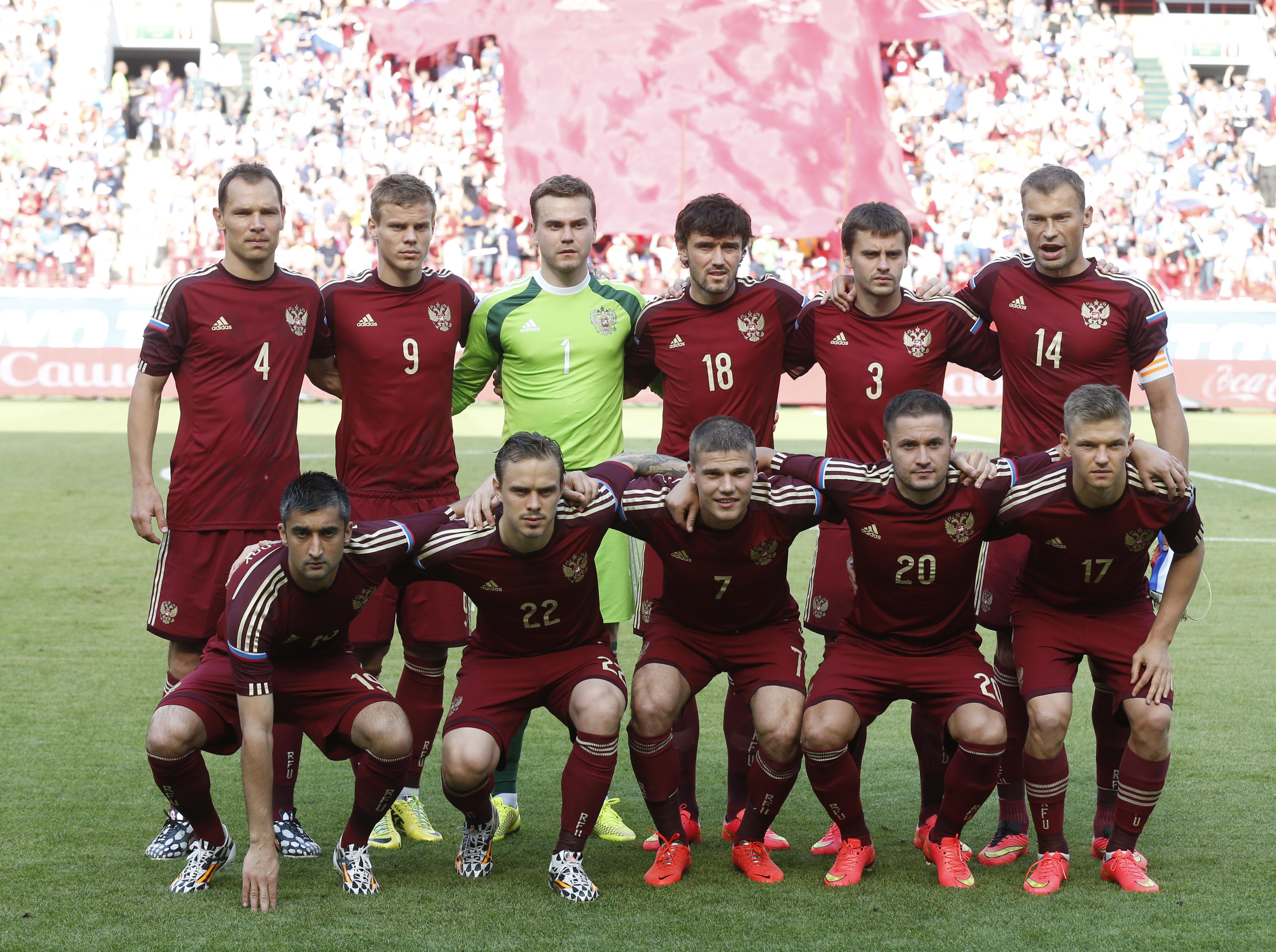 Чемпионат Мира 2014 По Футболу Игры Сборной России