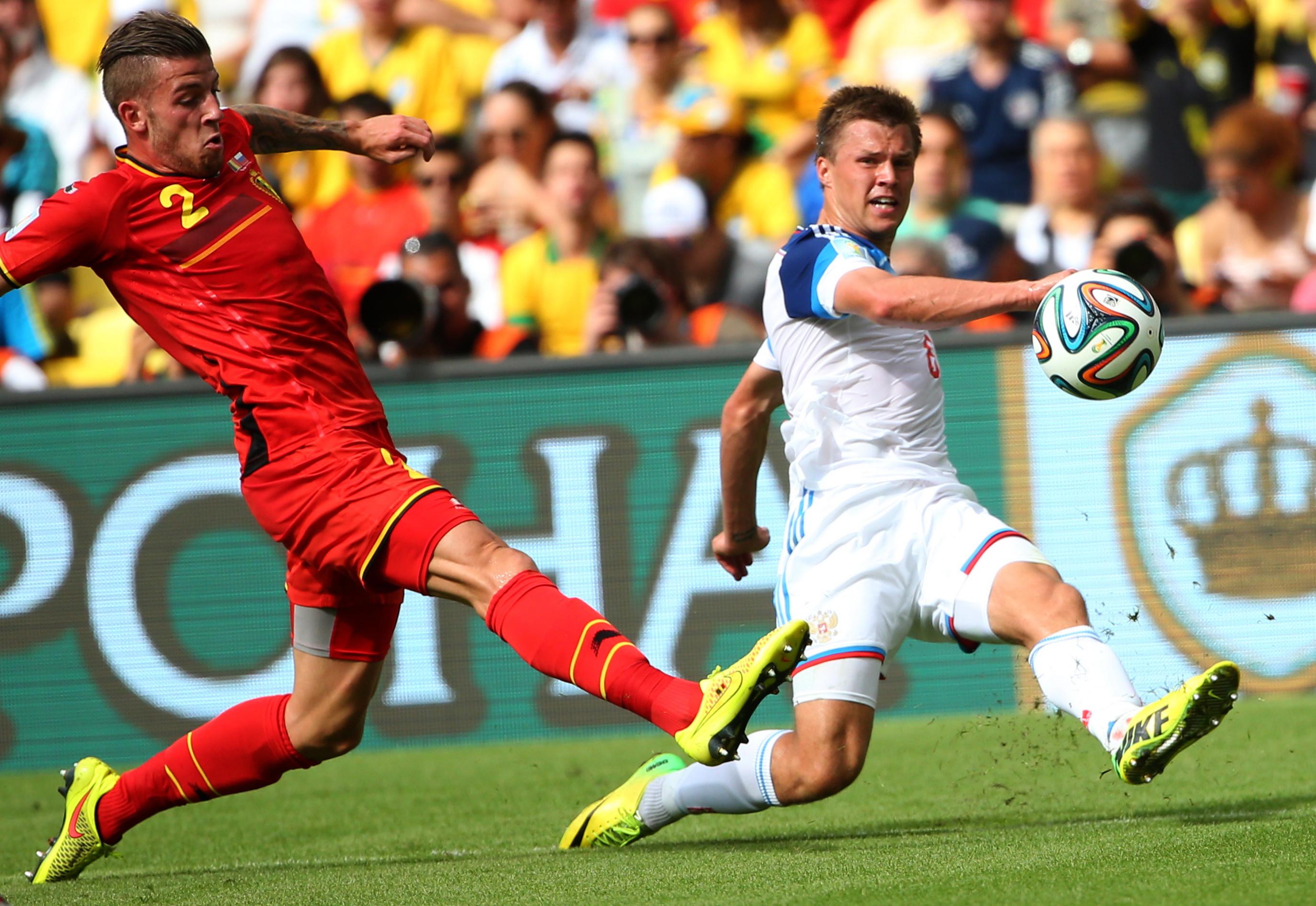 2014 чемпионат футболу россия мира бельгия по