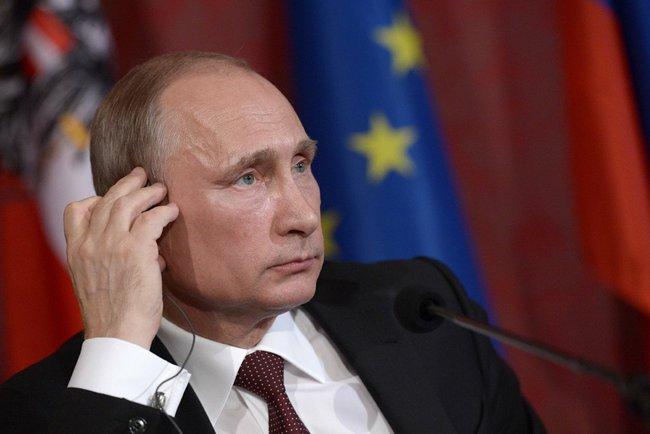 Путин на пресс-конференции по итогам российско-австрийских переговоров.