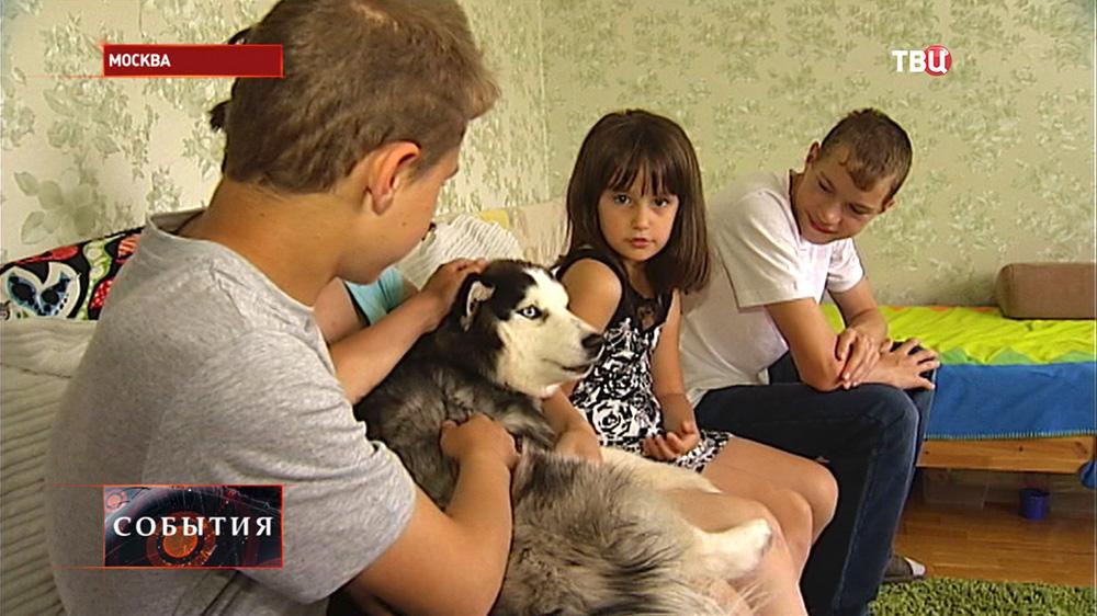 Московская семья