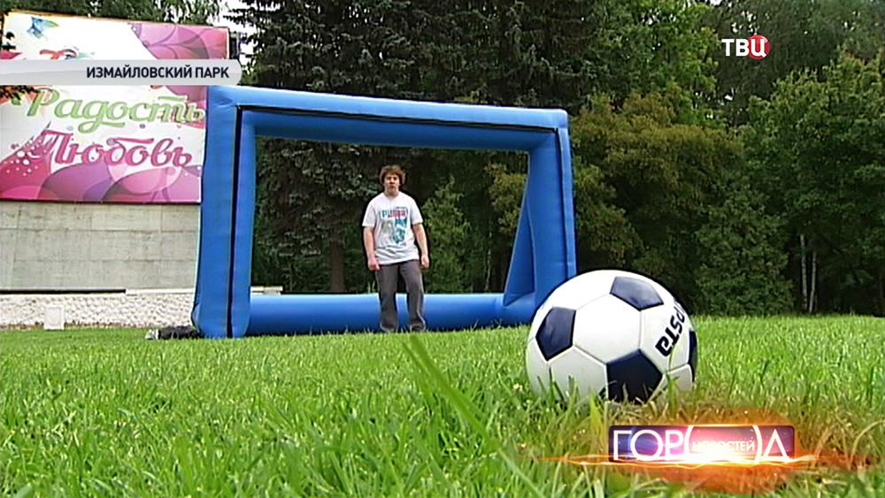 День молодежи в Измайловском парке