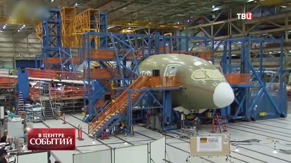 Авиационное предприятие Boeing