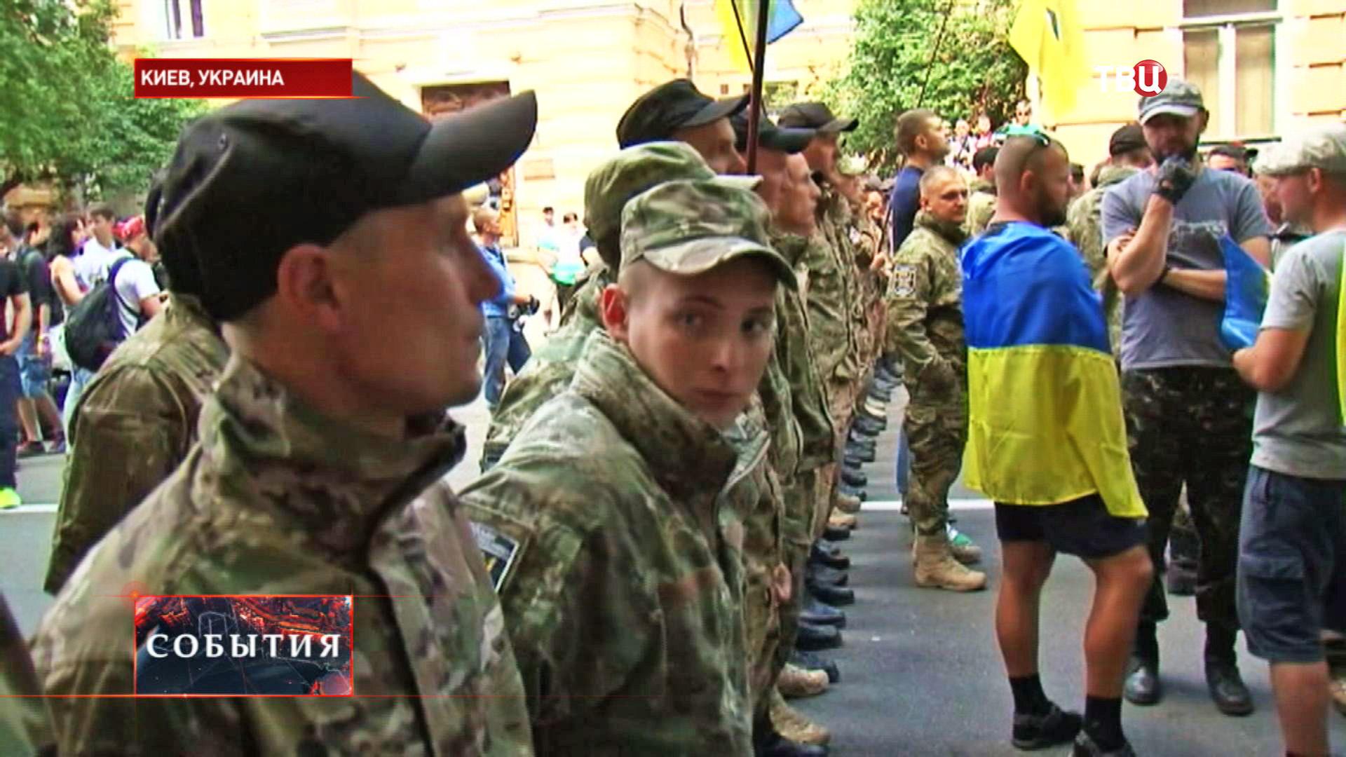 """Бойцы подразделения """"Донбасс"""" Национальной гвардии Украины"""