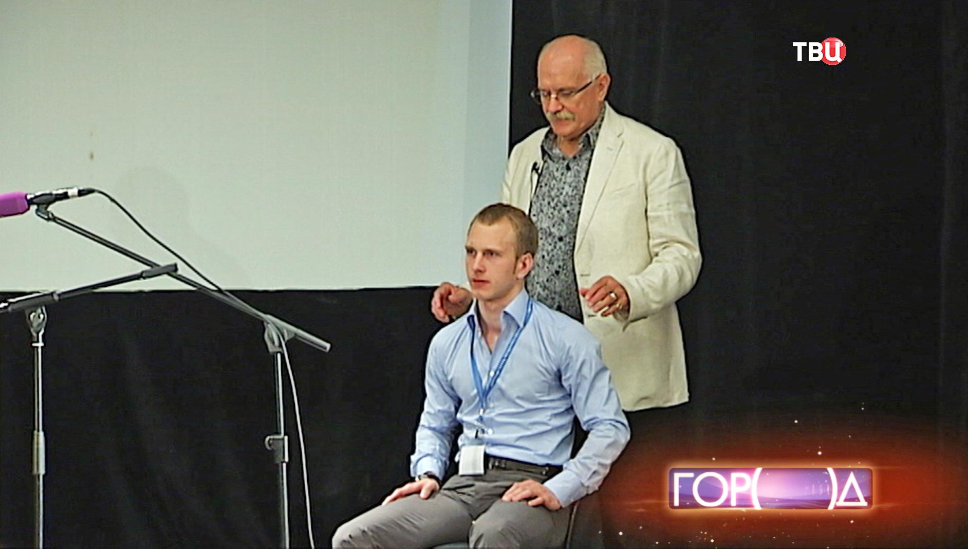 Мастер-класс от Никиты Михалкова