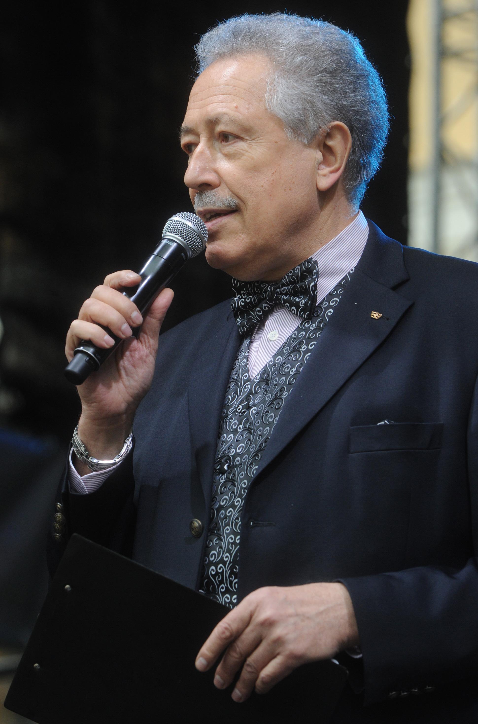 Телеведущий, музыкальный критик Святослав Бэлза