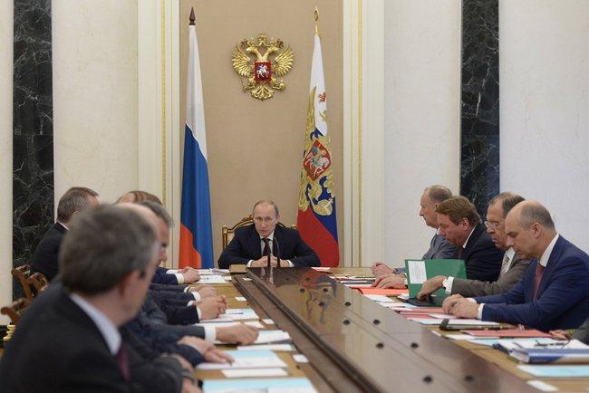 Заседание Комиссии по вопросам военно-технического сотрудничества