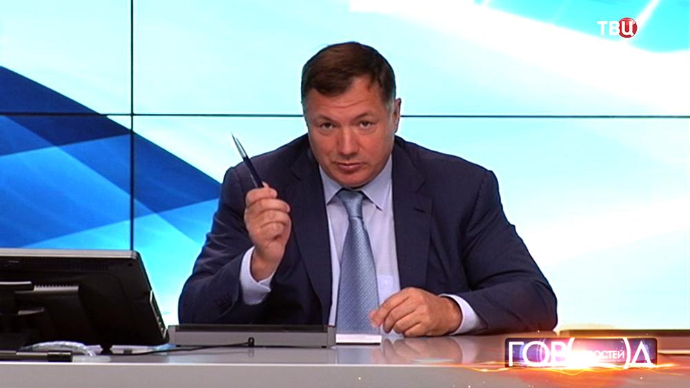Заместитель мэра в правительстве Москвы по вопросам градостроительной политики и строительства Марат Хуснуллин