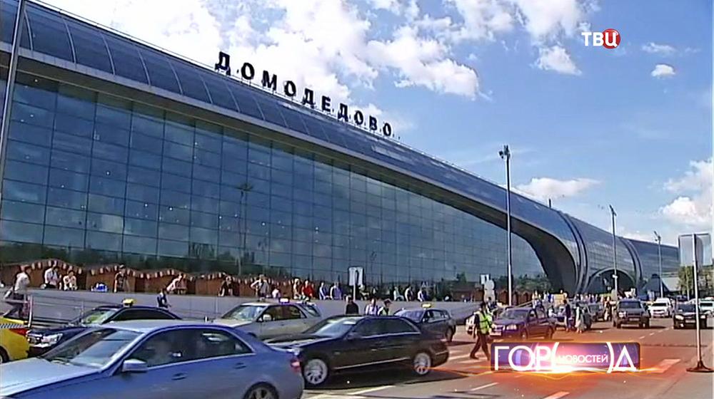"""Аэропорт """"Домодедово"""""""