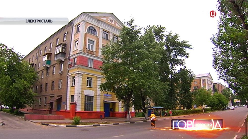 Дом в городе Электросталь