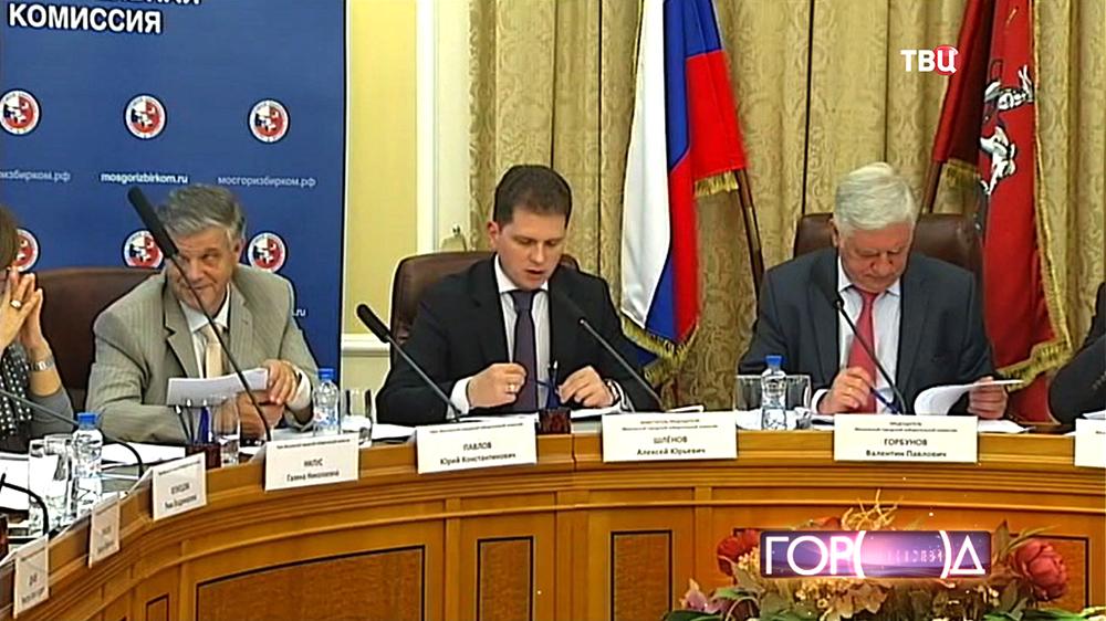 Завершился прием документов от кандидатов в Мосгордуму