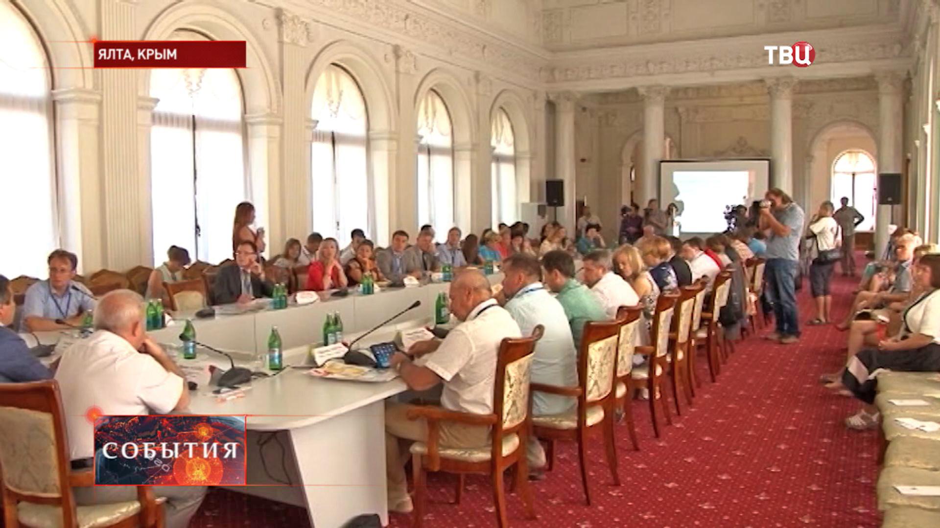 Международная ассамблея молодых журналистов