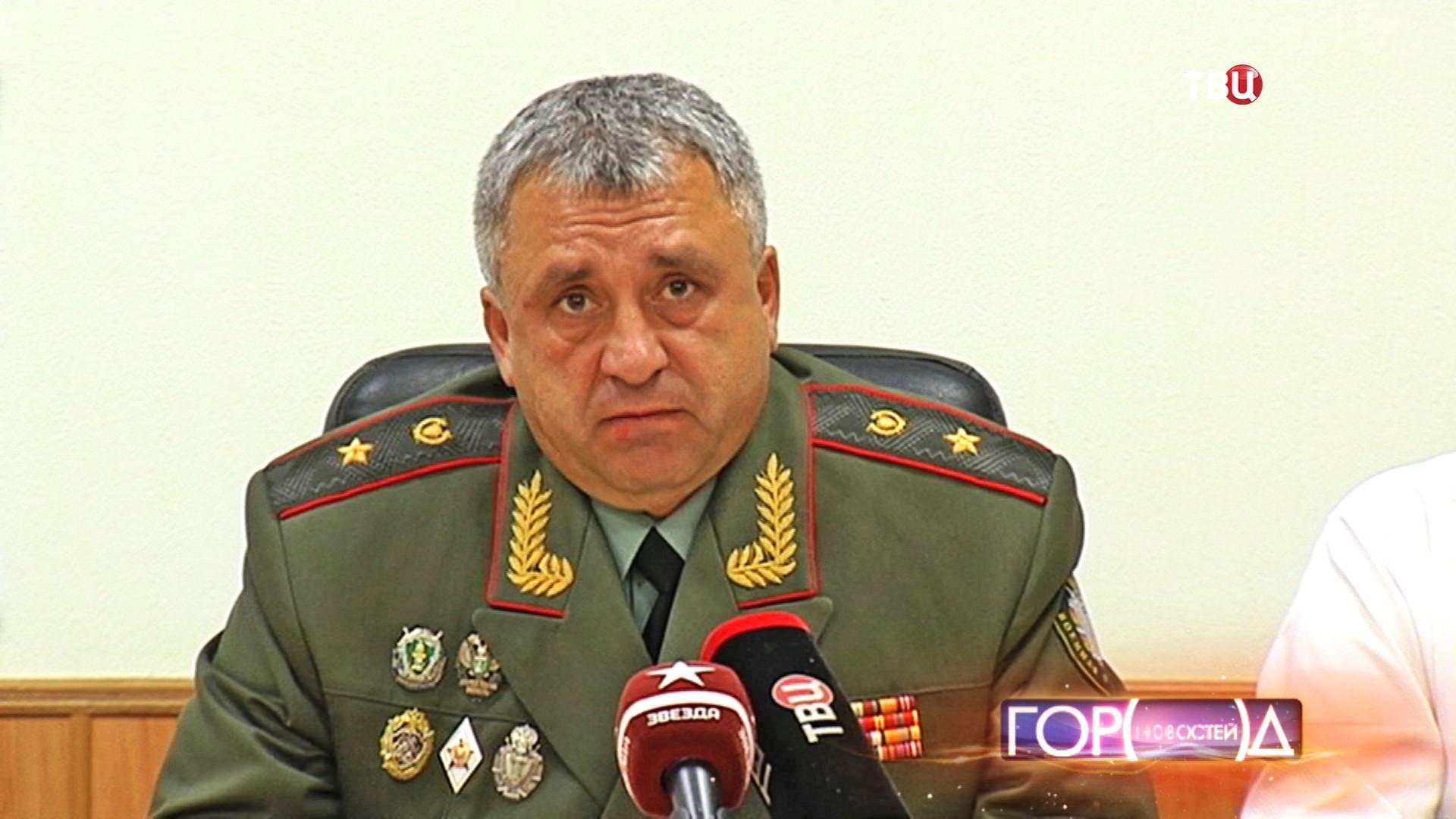 Московский городской военный прокурор Виктор Иванов