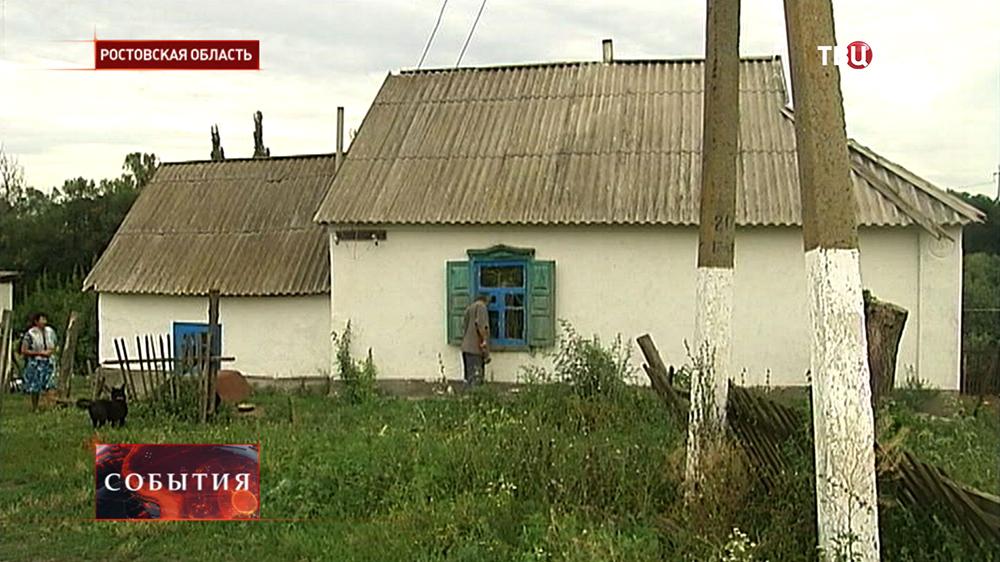 Поселок в Ростовской области