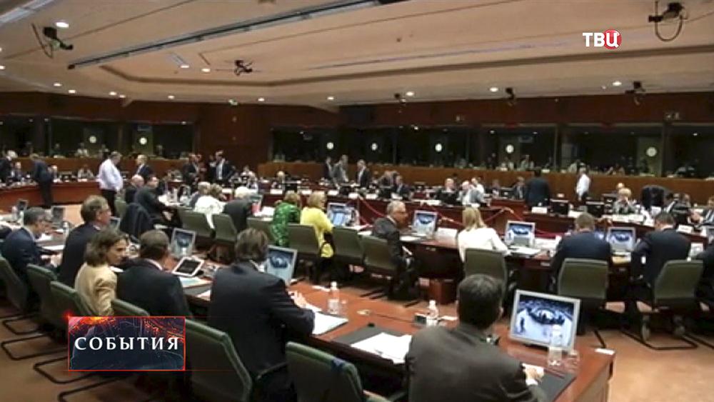 Саммит глав МИД стран ЕC в Брюсселе
