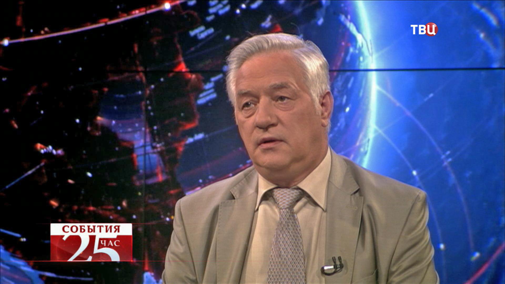 Валентин Горбунов. Председатель Московской городской избирательной комиссии