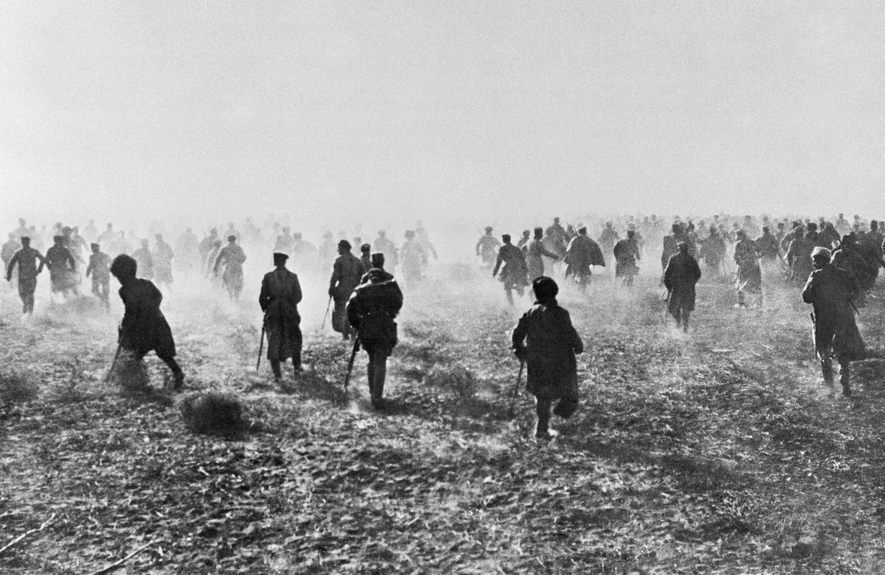 Первая Мировая война, 1915 год