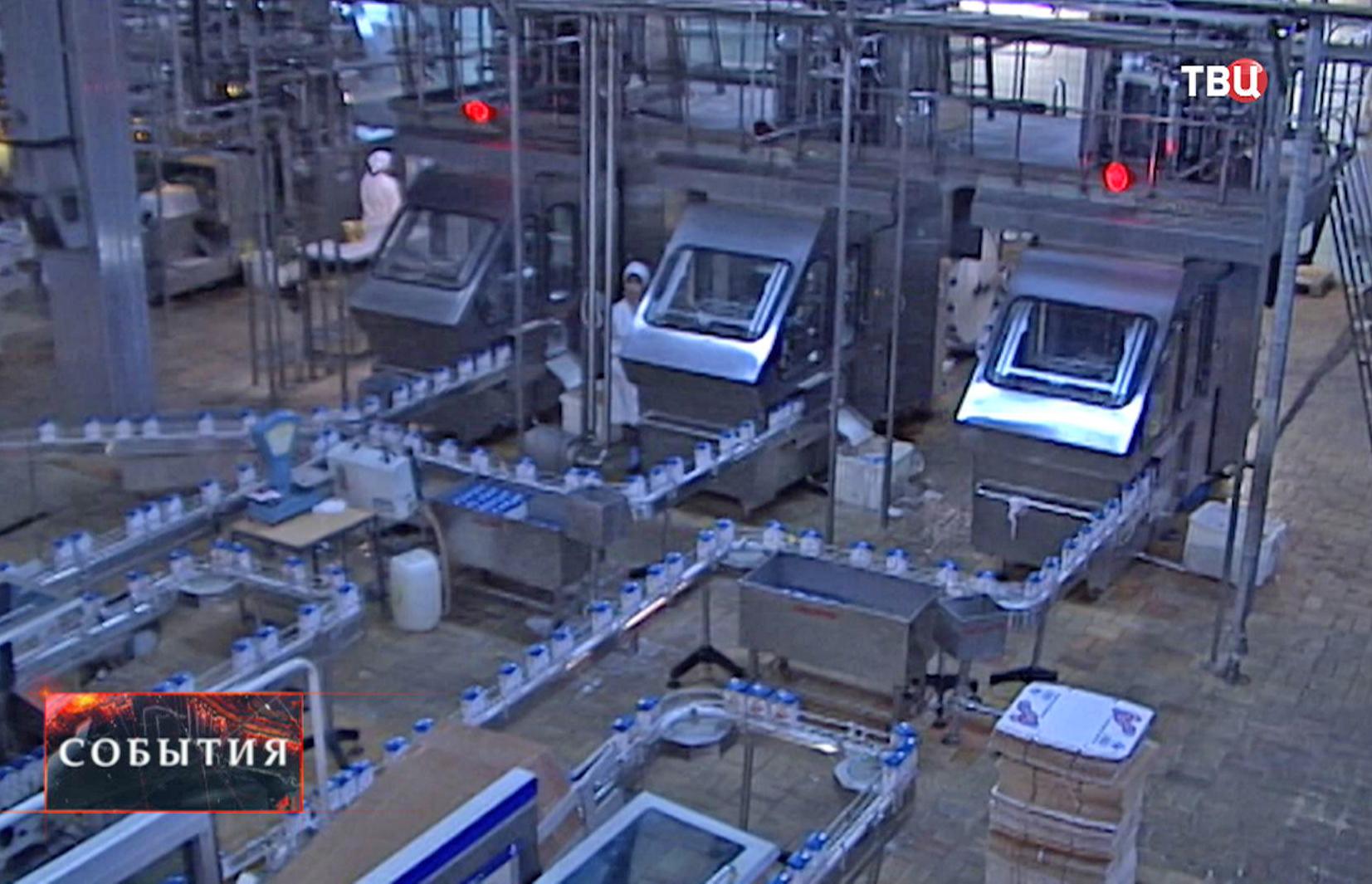 Молочная фабрика