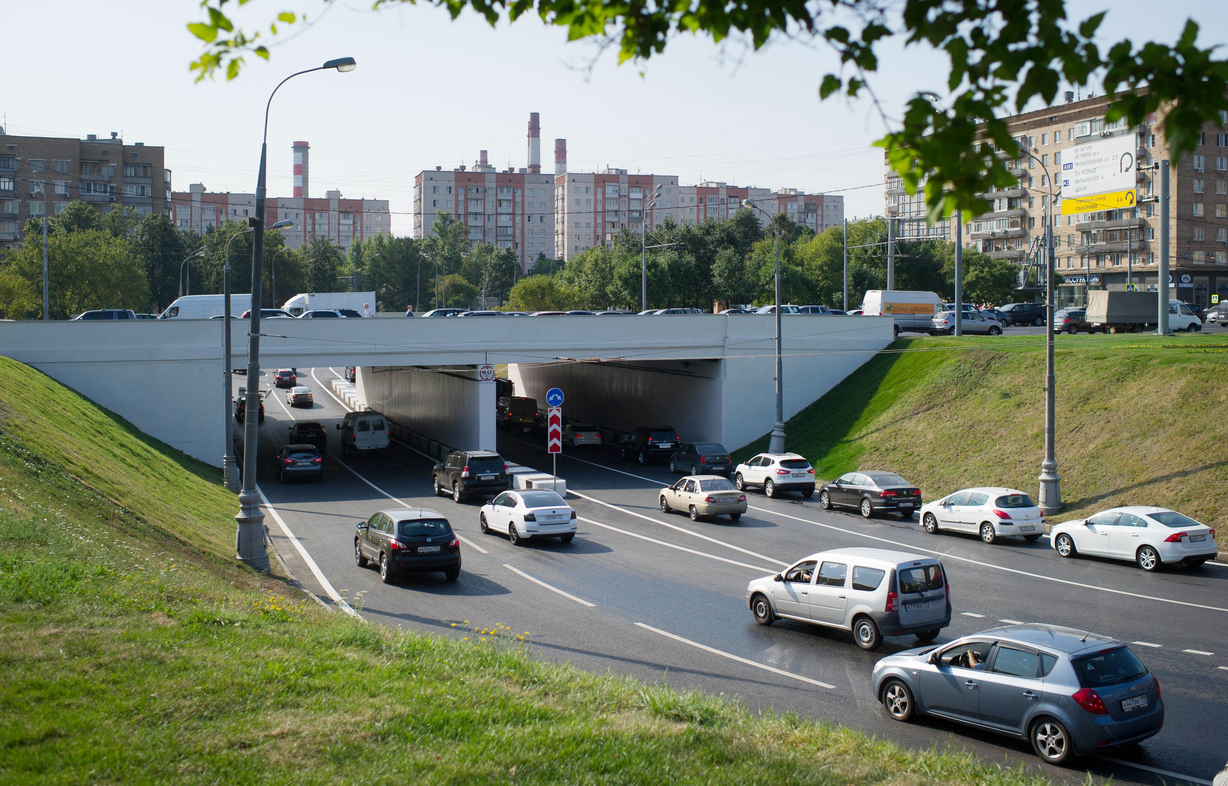 Гагаринский тоннель