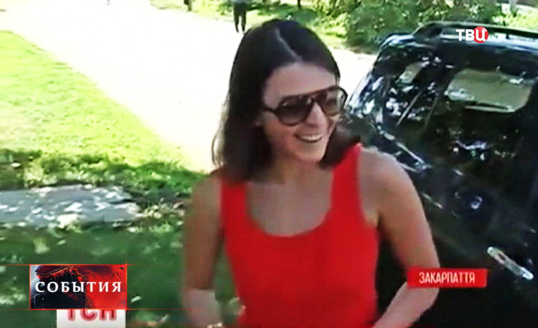 Журналистка телеканала RT