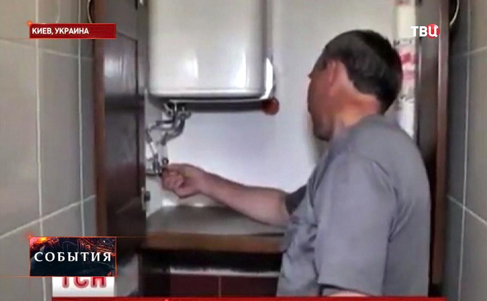Рост тарифов ЖКХ в Киеве