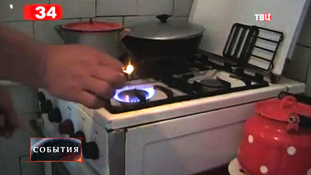 Рост цен на газ на Украине