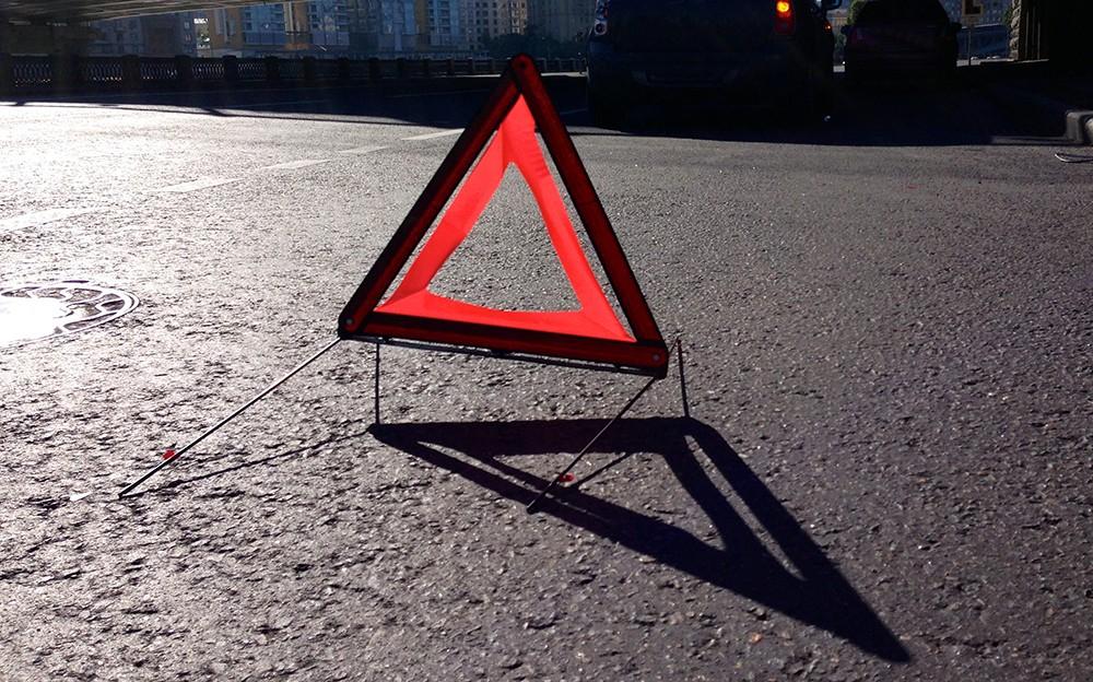 В Ужгороді на переході збили пенсіонерку з дитиною