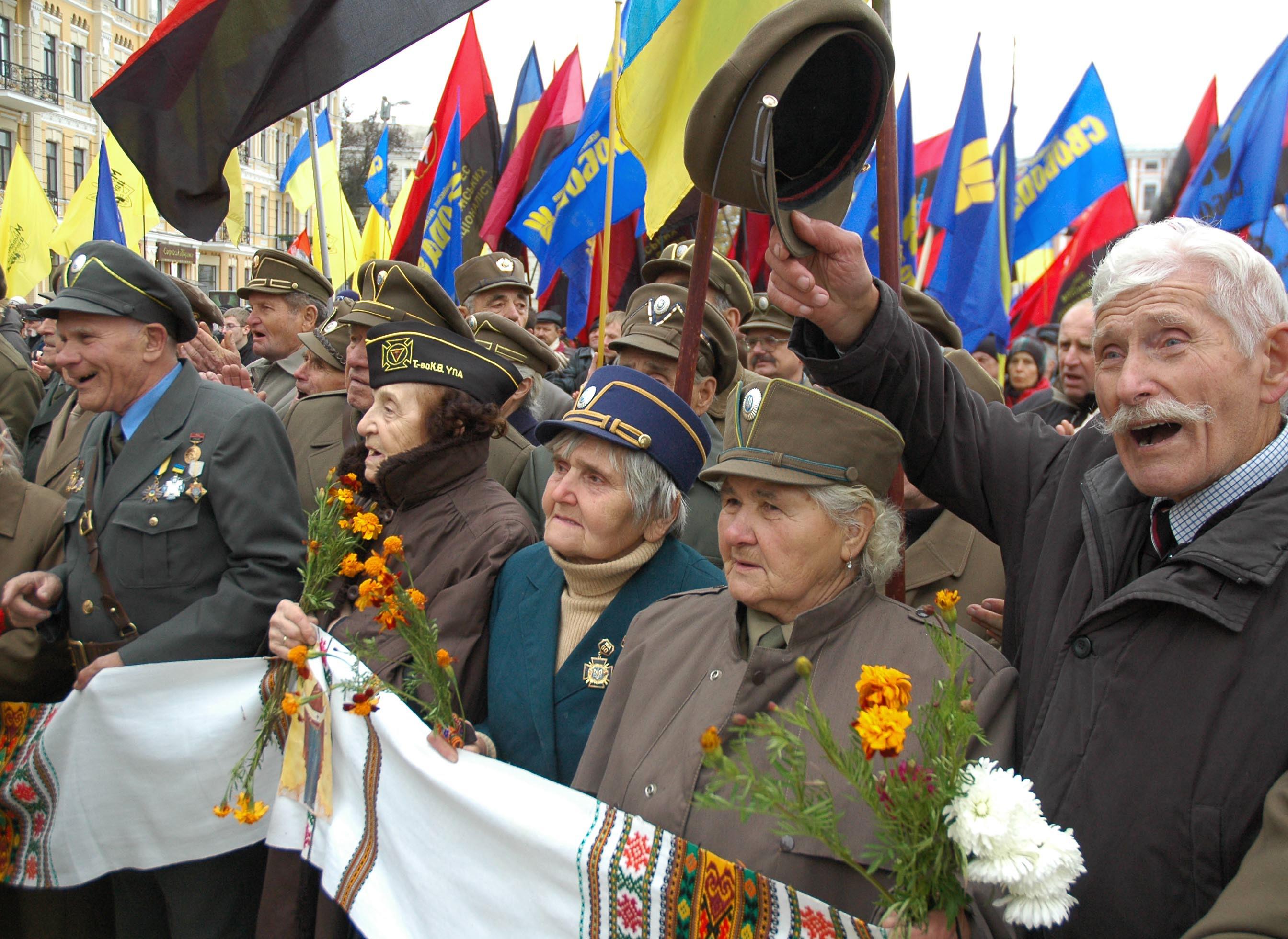 Украинской повстанческой армии упа видео