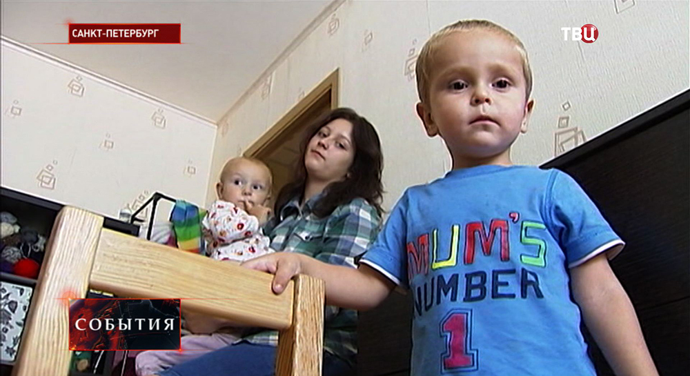 Беженцы с Украины в Санкт-Петербурге