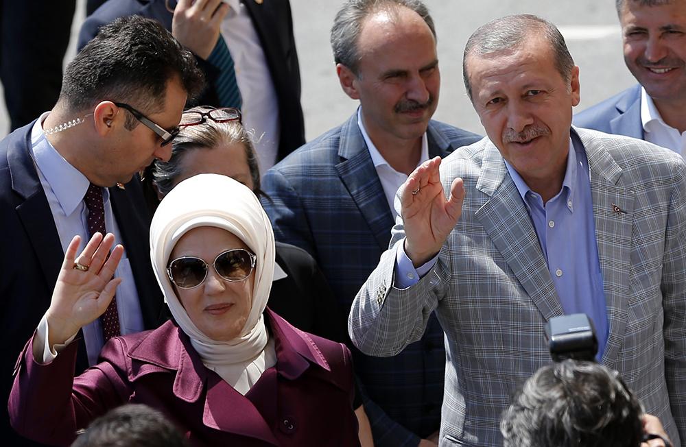 Победа Тайипа Эрдогана на президентских выборах в Турции