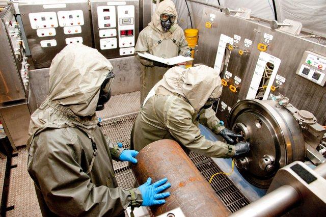 Химической оружие