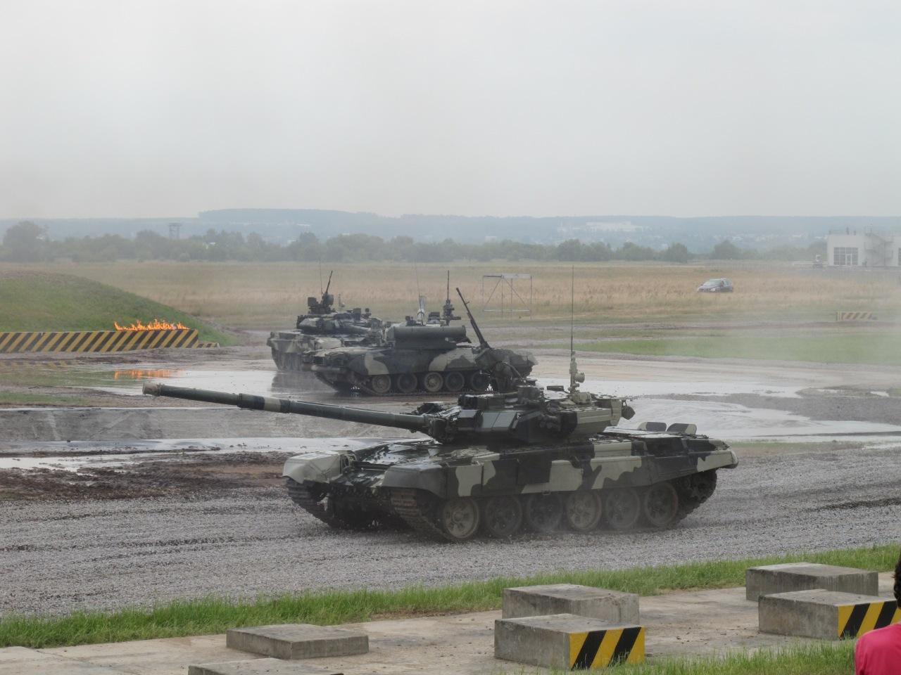"""Международная выставка вооружения """"Оборон-ЭКСПО- 2014"""""""