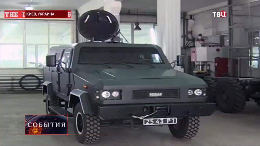 Новоя военная техника украинской армии