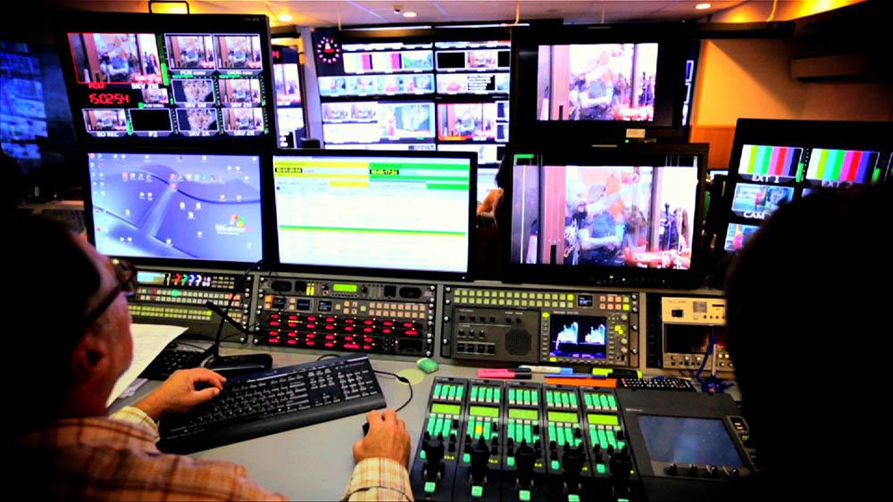 Комплекс телевизионной техники