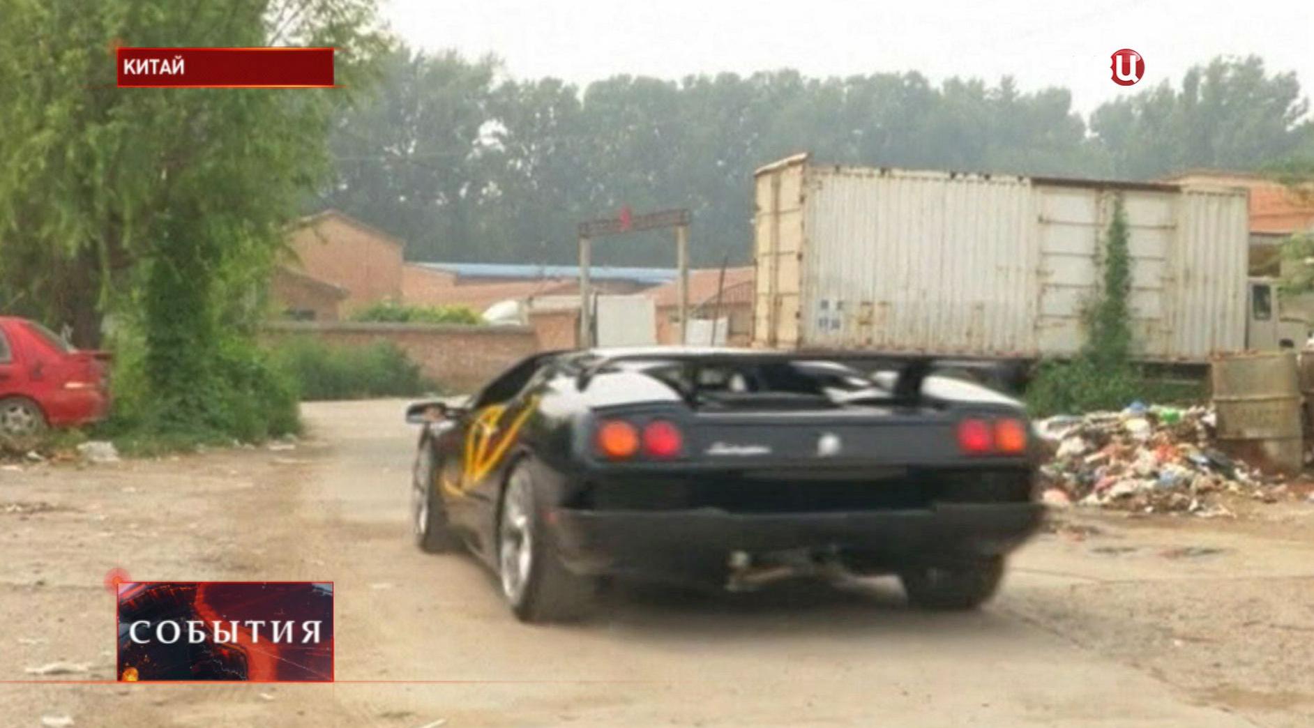 Китайский Lamborghini Diablo