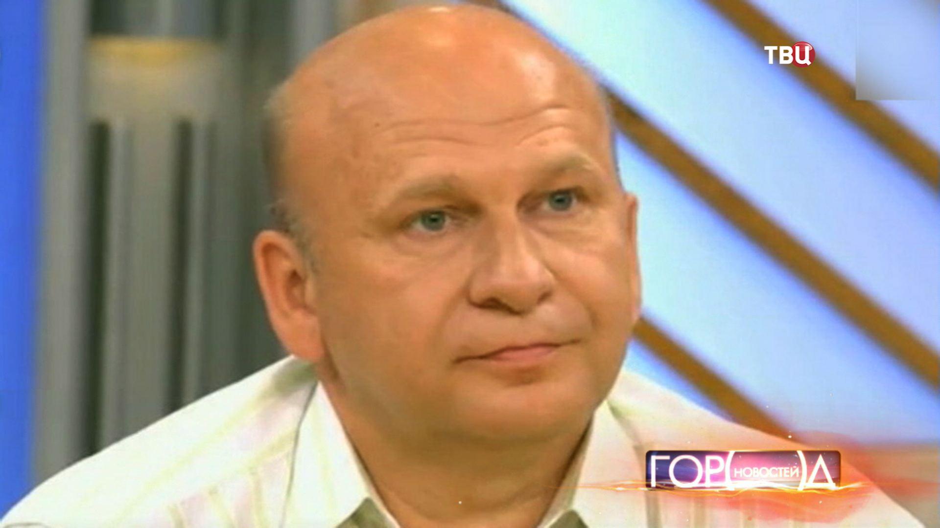 Врач-реаниматолог Валерий Лукьянов