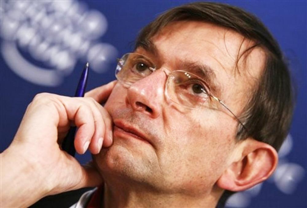 Бывший глава нефтегазового концерна Shell Йерун ван дер Веер