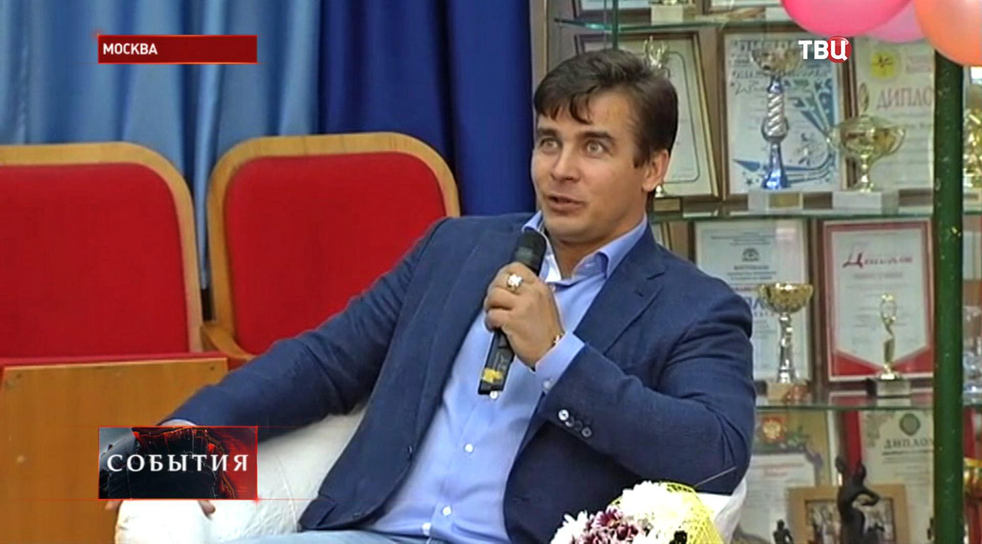 Альберт Демченко, Российский саночник, заслуженный мастер спорта России