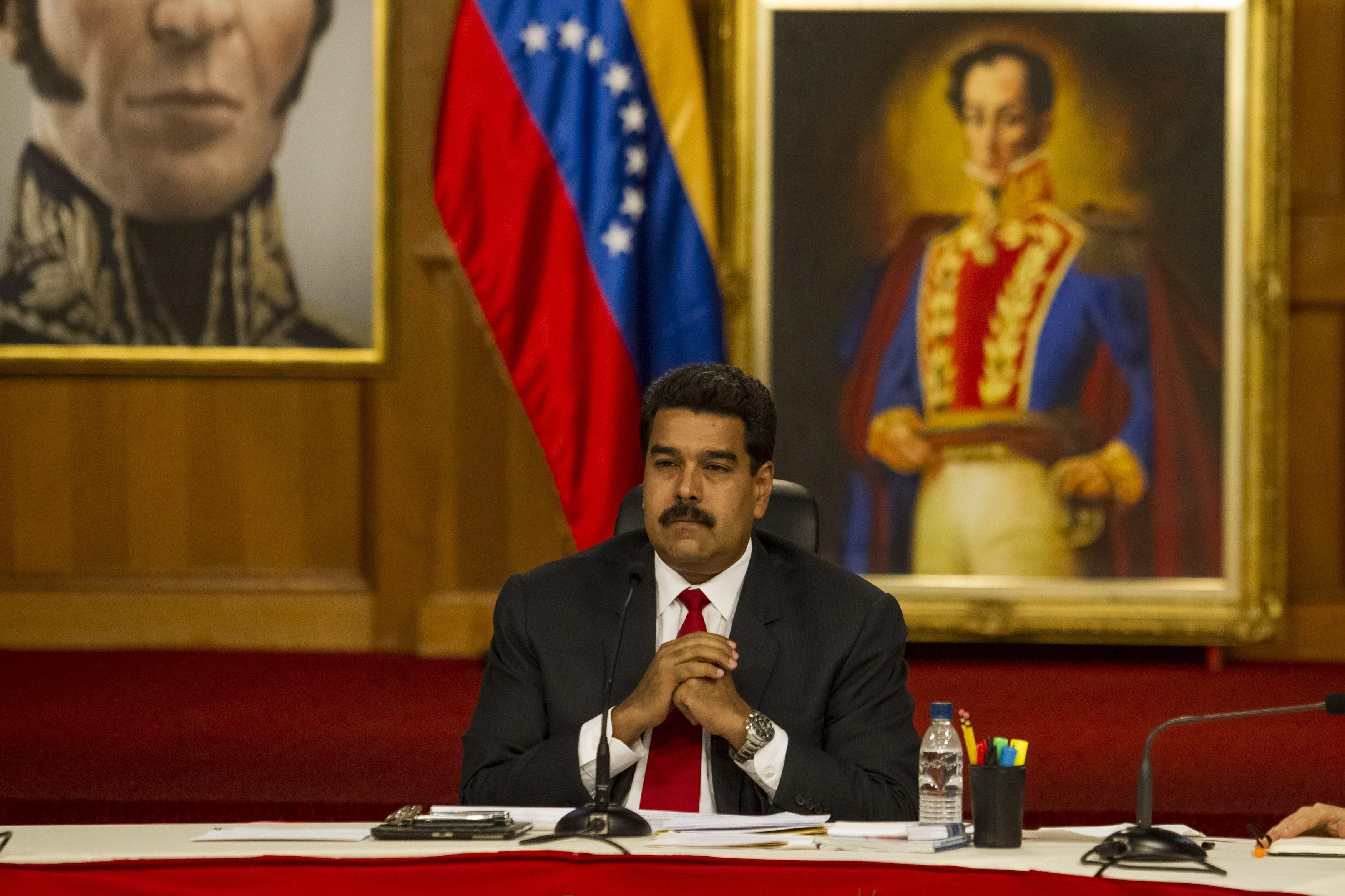 Н.Мадуро Хятадаас тусламж хүслээ