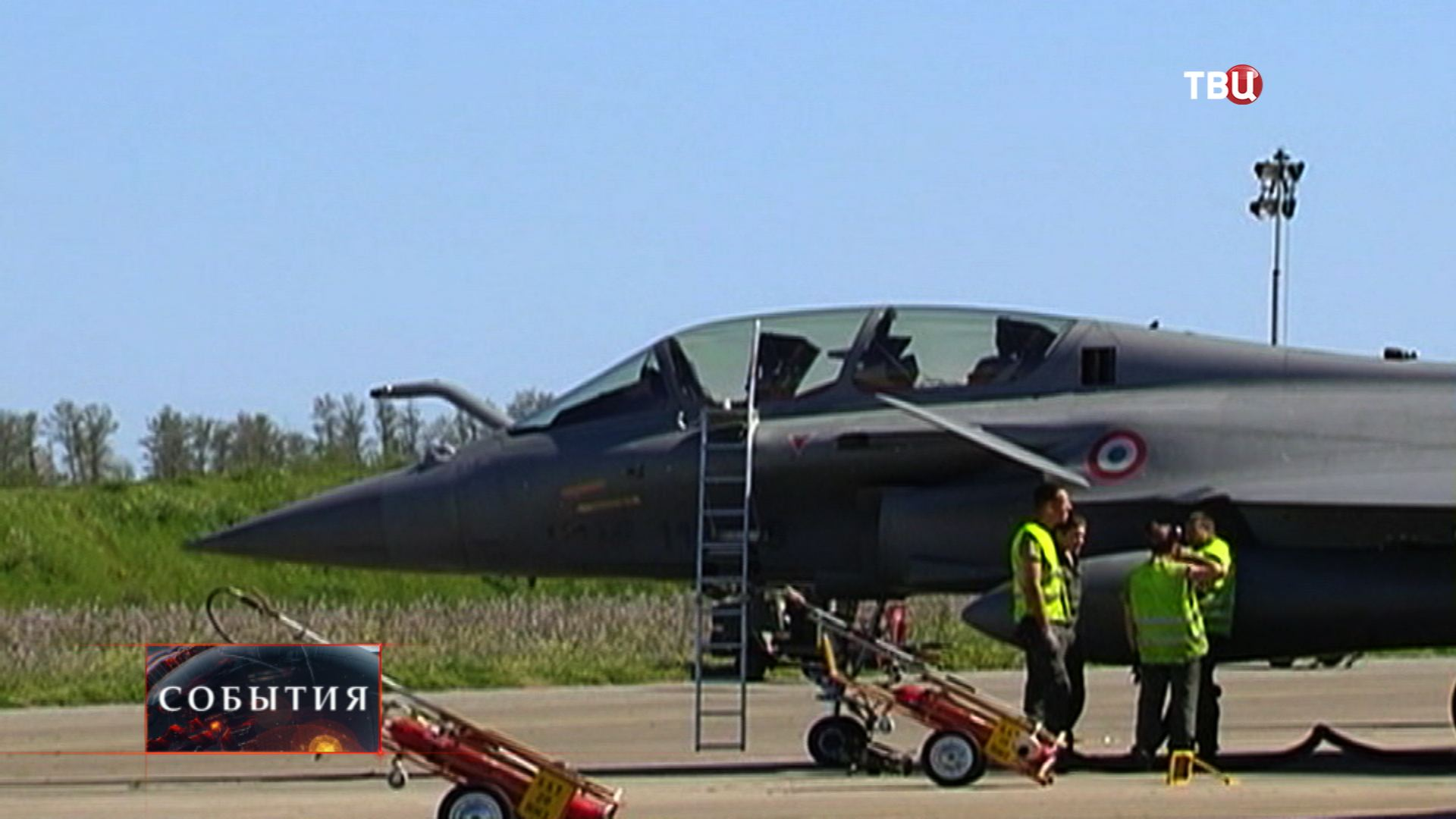 НАТО проводит военные учения около границы с Россией