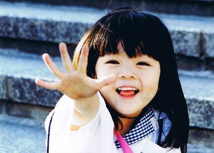 Китайская девочка