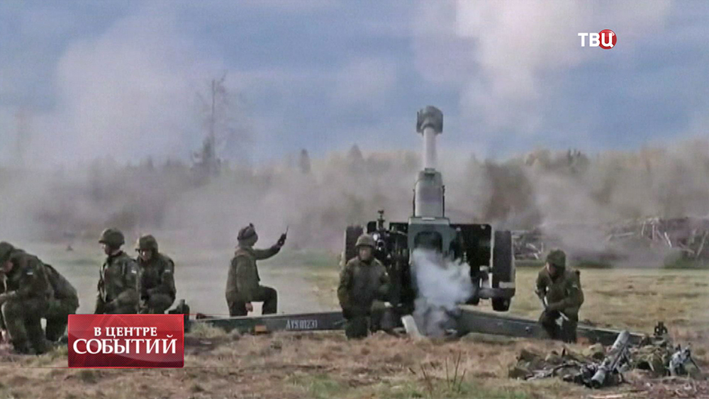 Военные учения сил НАТО