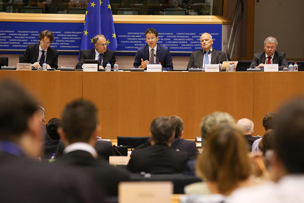Заседание ЕС в Брюсселе