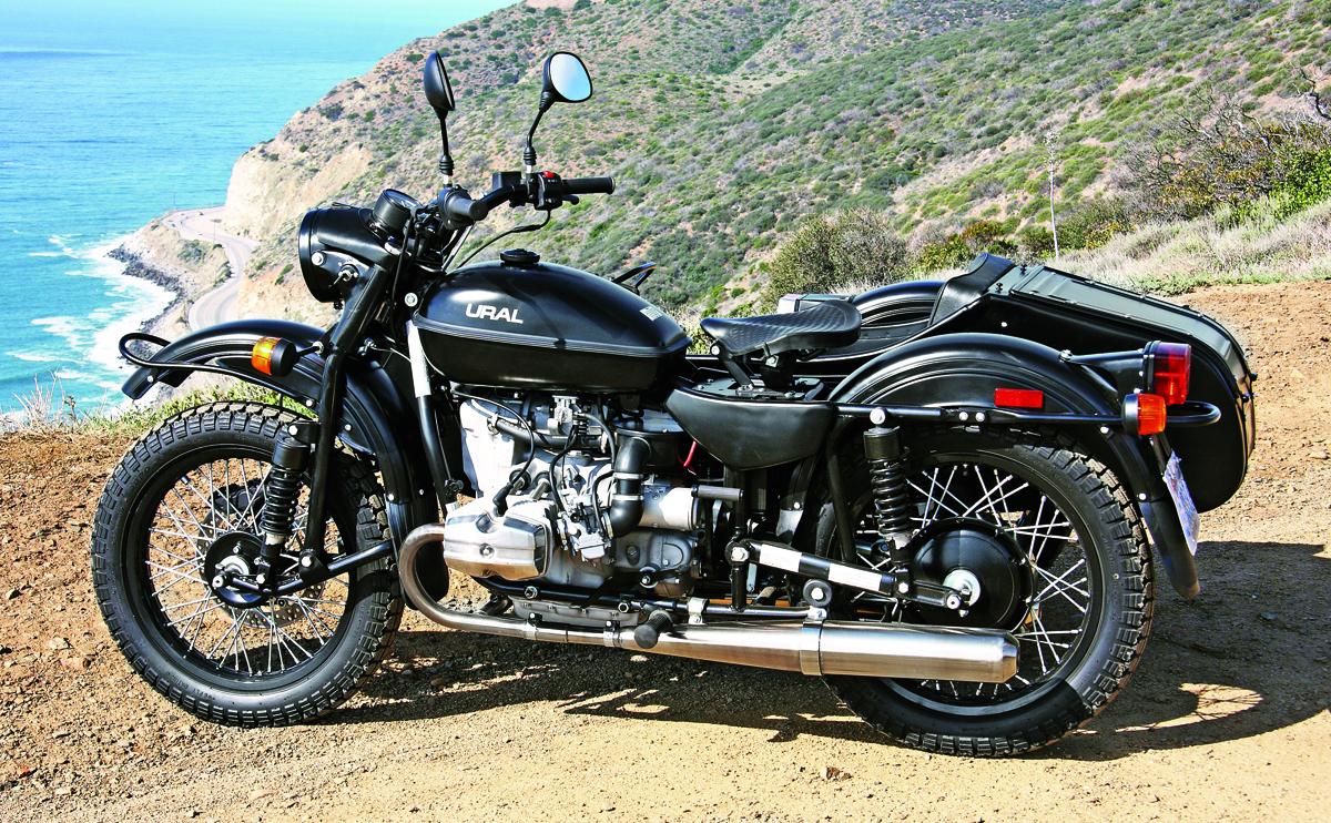 мотоцикл урал для америки фото