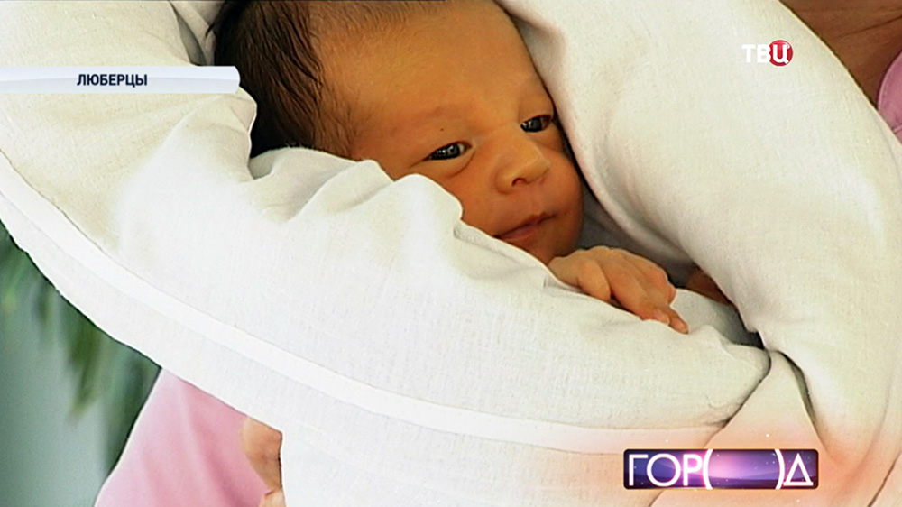 Подброшенный младенец