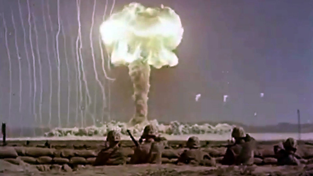 Атомный взрыв