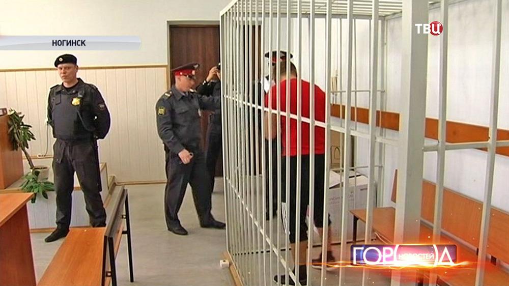 Суд над предполагаемым убийцей замначальника ГИБДД Ногинска